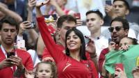 世界杯:盘点世界杯太太团:梅西与老婆相识20年皮克小老婆10岁