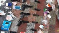 连开16枪! 台湾街头爆发枪战