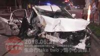 交通事故合集20180621: 每天10分钟车祸实例, 助你提高安全意识