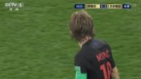【进球】小提琴家莫德里奇远射发威!阿根廷全队面如死灰