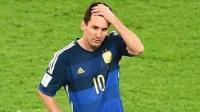 梅西罚失点球因批评落泪 妈妈:我最棒的儿子