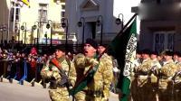 阿根廷德式阅兵, 吹着大喇叭是不是很刺激?