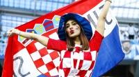 6月21日世界杯今日最靓丽:克罗地亚小姐姐颜值逆天