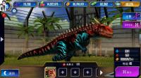 侏罗纪世界游戏第754期: 六星角鼻龙★恐龙公园★哲爷和成哥