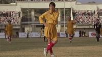 周星驰最经典电影之一, 少林足球队踢了对手40: 0, 少林功夫大显神威