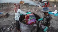 全球最大人肉洗衣厂, 比用洗衣机更便宜!
