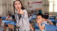 外教老师说错2个汉字, 老师以为遇到流氓, 多亏有个翻译神器