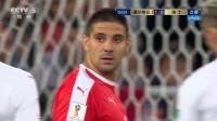 【回放】2018世界杯 E组塞尔维亚VS瑞士 上半场回放:米特罗维奇先拔头筹 塞尔维亚连吃黄牌