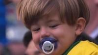 6月22日世界杯最可爱的小球迷:最可爱球迷融化你的心