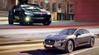 直线加速赛: 2018全新捷豹I-Pace vs 特斯拉Model X 100D & P100D