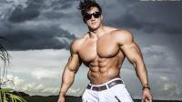 亚洲第一肌肉猛男, 胸肌逆天, 却长了一张小鲜肉的脸