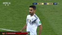 【换人】德国队被动换人 京多安替补出场换下鲁迪