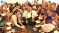 26公斤肉馅饼 分给世界杯球迷