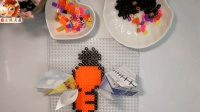 宝宝手工拼图红彤彤胡萝卜玩具 提高宝宝指尖创造力