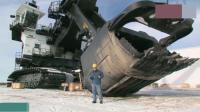 世界上最大的液压挖掘机, 这才是真正的巨无霸, 仅几人会驾驶