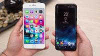 三星S8对比iPhone8,速度差距会有多大?