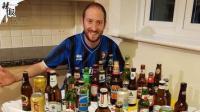 另类世界杯 收集32强啤酒