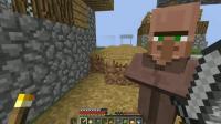 【战警 】我的世界原版生存 2 建造农场 与村民做交易 村民换的了稀有宝物 【籽岷大海奇怪君逆风笑屌德斯中国BOY小源】