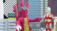 奥特曼怪兽系列之限定版大蚁超兽阿里蓬塔