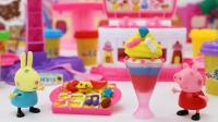 迪士尼彩泥系列之蛋糕甜品套装玩具分享
