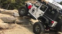 仿真攀爬遥控车之Axial SCX10 II Jeep Wrangler Rubicon