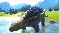 【虾米】侏罗纪世界进化EP5, 满星! 克氏龙出场