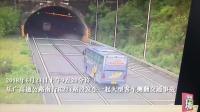 车祸猛于虎! 广东一大巴发生侧翻一片狼藉, 视频还原惊险瞬间!