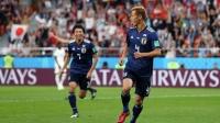 【全场集锦】门将失误本田圭佑推空门 日本2-2塞内加尔
