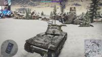 2018-6-24《战争雷霆》KV1B 陆战历史性能 战区控制 阿尔卑斯冰风谷 编号11