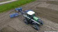 真是与众不同的旋耕机, 效率是普通机械的数倍, 农民爱不释手!