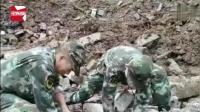 广西凌云山体滑坡致民房被埋, 一家6口不幸全部遇难