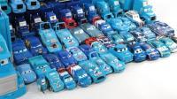 蓝色系列赛车卡车玩具