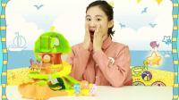 萌鸡小队乐园玩具, 儿童益智小火车玩具故事