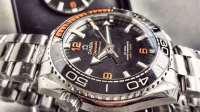 3S欧米茄海洋宇宙600米 海马600M直径43.5mm 8900机芯
