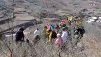3月24三人行90余队员水帘峡植树公益活动胜利闭幕!