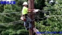 美国田纳西州查塔努加市(环保局地区)布放光缆