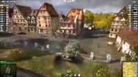 坦克世界 第一次玩IS7解说