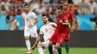 【全场集锦】安萨里法德点射命中 伊朗1-1葡萄牙【替换】