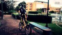 攀爬自行车教程 教学 之下台子教学