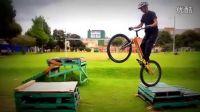 攀爬自行车教程 教学 之 踩跳教学.