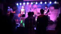 OLD DOLL乐队全国巡演西安站光圈club《胖胖星球》