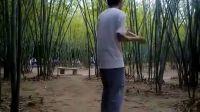 竹林拳社-----咏春短棒行进练习