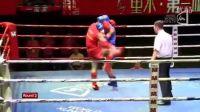 张磊VS赵飞龙(2011年第四届泰拳比赛7月30日第九场男子71KG)