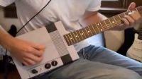 NES Guitar from Getlofi with Internal LoFi Fuzz Un