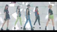 中韩人气美女组合!音乐银行f(x) Electric Shock 最新火爆现场版