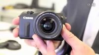 Canon EOS M first look preview