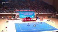 [拍客]中华人民共和国第七届全国农民运动会武术比赛现场