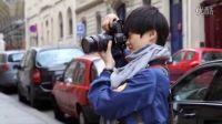 李宇春巴黎行疯狂拍客系列③:我拍我拍我拍拍拍