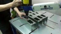 西班牙Roscamat 电动攻丝机 MT300 机型 - 在钣金行业的应用