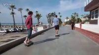 ZBOARD 电动滑板车 - 操控自如 - 重力传感机理